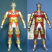 Ace Robot (2007) toys