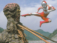 Ultraman Great vs Gudis