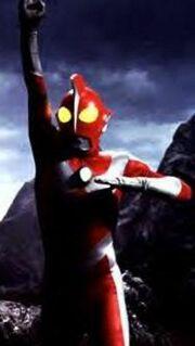 Ultraman Zearth Berdiri