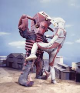 Alien Fire v Ultraman Ace