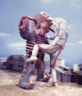 Alien Fire v Ultraman Ace