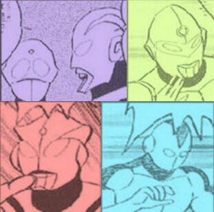 Unidentified Ultramen1