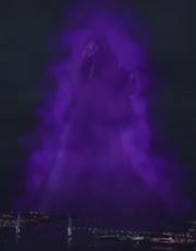 Giant Black Silhouette