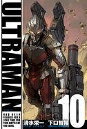 ULTRAMAN MANGA 10II