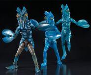 Alien Baltan Clone Pack