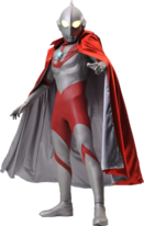 Ultraman cape I