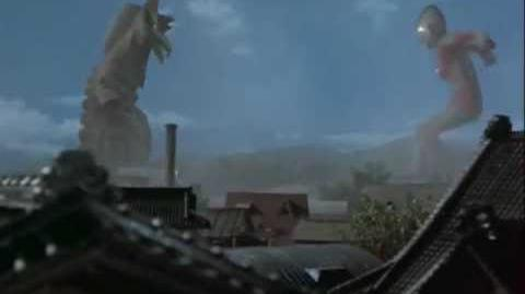 Buzzsaw Kaiju! Ultraman Jack vs Gronken