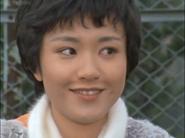 Ryoko ''teases'' Takeshi by telepathy
