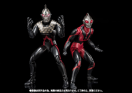Ultra Act Ultraman Dark Ultraseven Dark