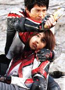 Mizuki Koishikawa and Kaito Touma I