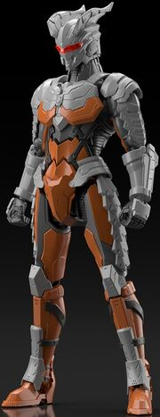 Ultraman Suit Darklops Zero