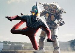 Ultraseven Heisei vs King Joe