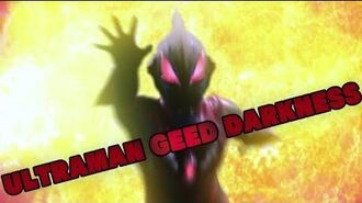 ULTRAMAN This is ULTRAMAN GEED DARKNESS ! -Official- |奴が「ウルトラマンジードダークネス」だ!(日本語字幕)