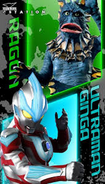 Ragon V Ultraman Ginga pic