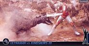 Ultraman Jack vs Kingsaurus