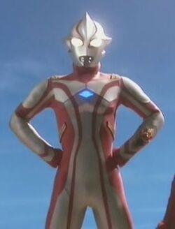 Ultraman Mebius Marquette