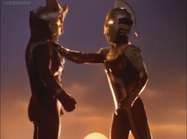 Ultraseven in Gen's dream