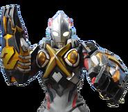 Ultraman X Z-ton Armor