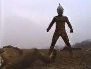 Ultraseven vs Ultraman