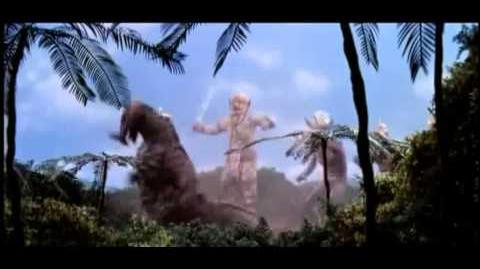 Hanuman and the Ultra Brothers vs