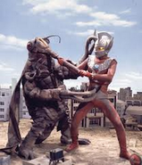 King Zemira v Ultraman Taro