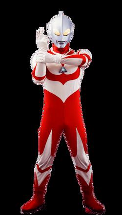 Ultraman Great data