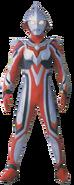 Ultraman Nexus Charecter Junis Mode