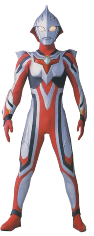 Ultraman Nexus Charecter Junis Mode