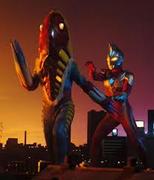Alien Metron Max v Ultraman Max I
