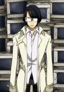 Takeshi Todo anime
