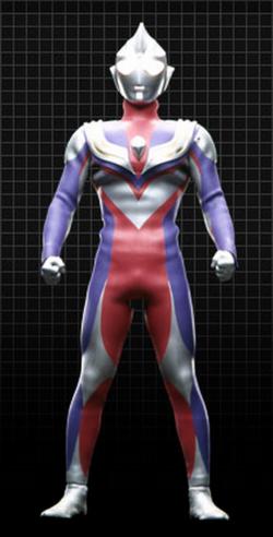 Ultraman Tiga 2008