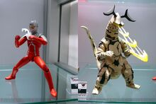Ultra act ultraseven and eleking