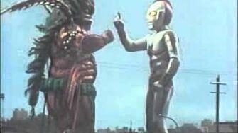 Ultraman 80 vs Sumo monster