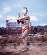 Ultraman Jack beam pose