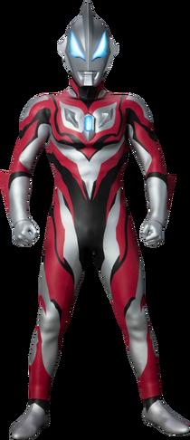 Ultraman Geed Primitive data