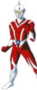 Ultraman Scott rendered