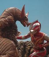 Gomora vs Mebius I