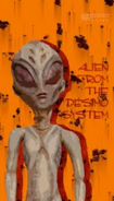 Alien From The Desimo System pic