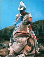 Ultraman-Gubila
