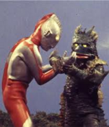 Ragon v Ultraman