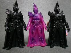 Alien Emperor toys