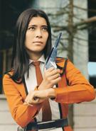 Akiko Fuji armed