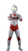 Ultraman Jack render