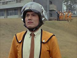 Hayata after Ultraman