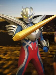 Ultraman Zero Keeper Form