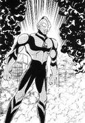 Ultraman G Manga