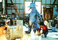 MURUCHI BEHIND THE SCENES