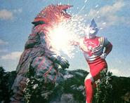 Fire Golza v Power Tiga I