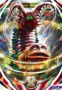 Twin Tail Kaiju Card