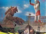 Jiro-Kun Rides a Monster
